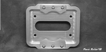 Optima Battery Mounting Plate