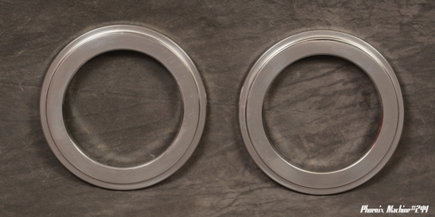 37/39 Ford Car Gauge adapters