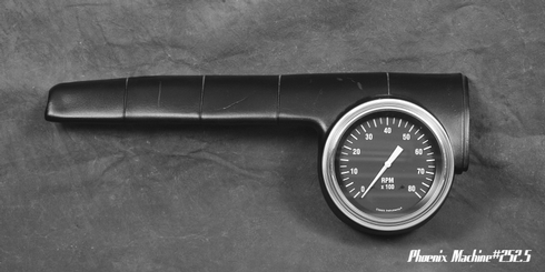 42/48 Ford Car 5 inch Speedo Adapter