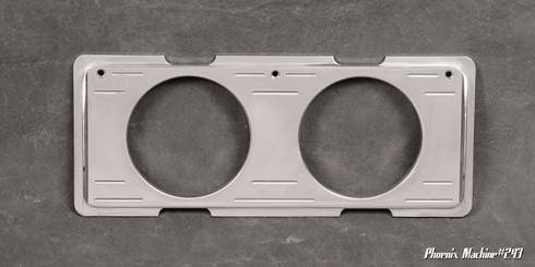 41/47 Ford Truck Quad Gauge Panel