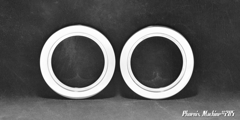 51/52 Ford Truck 3 3/8 Adapter Rings