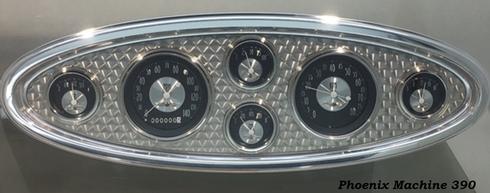 Hot Rod Lincoln  3 3/8  six gauge