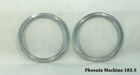 47/53 Chevrolet Truck 5 inch  Adapter Rings