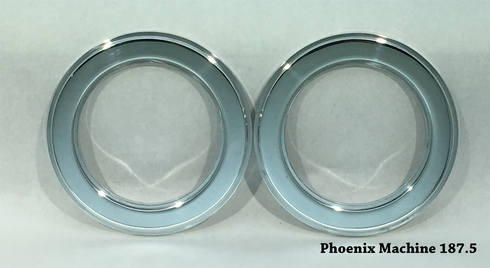 54/55 Chevrolet Truck 5 inch  Adapter Rings