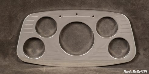 33/34 Ford Car Five Gauge Panel