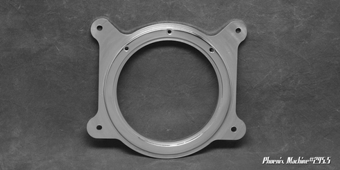 61/66 Ford Truck  5 Inch Adapter Panel